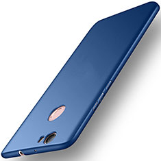Schutzhülle Kunststoff Tasche Matt für Huawei Nova Blau