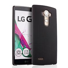 Schutzhülle Kunststoff Tasche Matt für LG G4 Schwarz