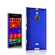 Schutzhülle Kunststoff Tasche Matt für Nokia Lumia 1520 Blau