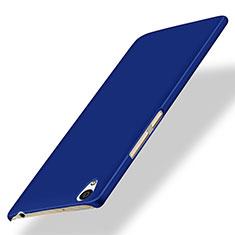 Schutzhülle Kunststoff Tasche Matt für OnePlus X Blau