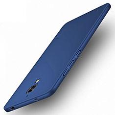 Schutzhülle Kunststoff Tasche Matt für Xiaomi Mi 4 LTE Blau