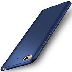 Schutzhülle Kunststoff Tasche Matt für Xiaomi Mi 5S 4G Blau