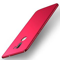Schutzhülle Kunststoff Tasche Matt für Xiaomi Mi 5S Plus Rot