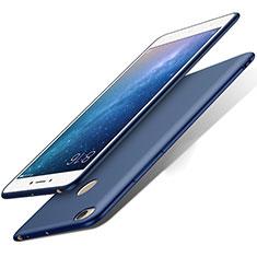 Schutzhülle Kunststoff Tasche Matt für Xiaomi Mi Max 2 Blau