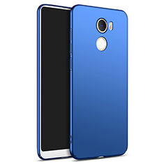 Schutzhülle Kunststoff Tasche Matt für Xiaomi Mi Mix Evo Blau
