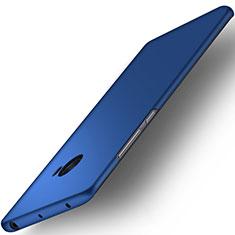 Schutzhülle Kunststoff Tasche Matt für Xiaomi Mi Note 2 Special Edition Blau