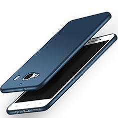 Schutzhülle Kunststoff Tasche Matt für Xiaomi Redmi 2 Blau