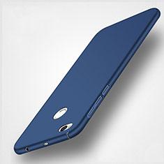 Schutzhülle Kunststoff Tasche Matt für Xiaomi Redmi 4X Blau