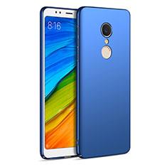 Schutzhülle Kunststoff Tasche Matt für Xiaomi Redmi 5 Blau