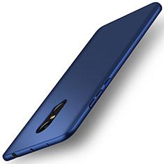 Schutzhülle Kunststoff Tasche Matt für Xiaomi Redmi Note 4 Blau
