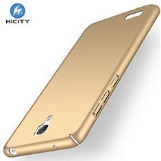 Schutzhülle Kunststoff Tasche Matt für Xiaomi Redmi Note 4G Gold