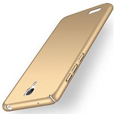 Schutzhülle Kunststoff Tasche Matt für Xiaomi Redmi Note Prime Gold