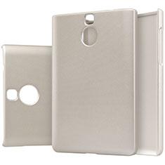 Schutzhülle Kunststoff Tasche Matt M01 für Blackberry Passport Silver Edition Gold