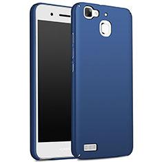 Schutzhülle Kunststoff Tasche Matt M01 für Huawei G8 Mini Blau