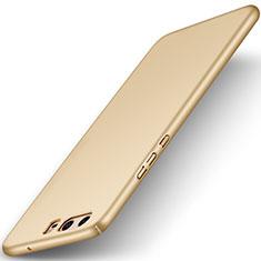 Schutzhülle Kunststoff Tasche Matt M01 für Huawei P10 Plus Gold