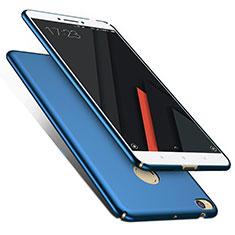 Schutzhülle Kunststoff Tasche Matt M01 für Xiaomi Mi Max 2 Blau