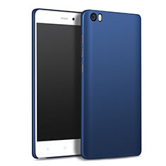 Schutzhülle Kunststoff Tasche Matt M01 für Xiaomi Mi Note Blau