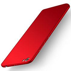 Schutzhülle Kunststoff Tasche Matt M01 für Xiaomi Redmi Note 5A Standard Edition Rot
