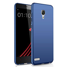 Schutzhülle Kunststoff Tasche Matt M01 für Xiaomi Redmi Note Prime Blau