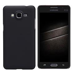 Schutzhülle Kunststoff Tasche Matt M02 für Samsung Galaxy Grand Prime 4G G531F Duos TV Schwarz