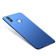 Schutzhülle Kunststoff Tasche Matt M02 für Xiaomi Redmi Note 5 AI Dual Camera Blau
