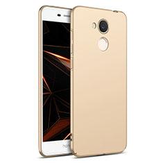 Schutzhülle Kunststoff Tasche Matt M03 für Huawei Honor V9 Play Gold