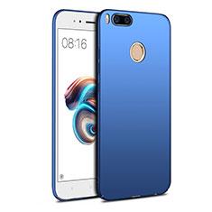 Schutzhülle Kunststoff Tasche Matt M03 für Xiaomi Mi A1 Blau