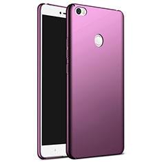 Schutzhülle Kunststoff Tasche Matt M03 für Xiaomi Mi Max Violett