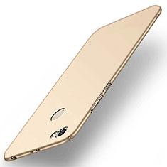 Schutzhülle Kunststoff Tasche Matt M03 für Xiaomi Redmi Note 5A High Edition Gold