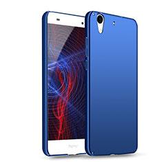 Schutzhülle Kunststoff Tasche Matt M04 für Huawei Honor Holly 3 Blau