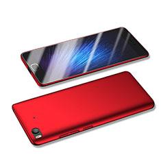 Schutzhülle Kunststoff Tasche Matt M04 für Xiaomi Mi 5S Rot