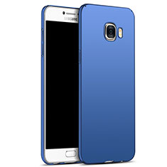 Schutzhülle Kunststoff Tasche Matt M05 für Samsung Galaxy C5 SM-C5000 Blau
