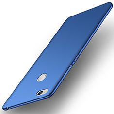 Schutzhülle Kunststoff Tasche Matt M05 für Xiaomi Mi Max 2 Blau