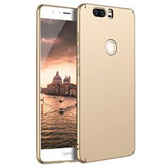 Schutzhülle Kunststoff Tasche Matt M07 für Huawei Honor V8 Gold