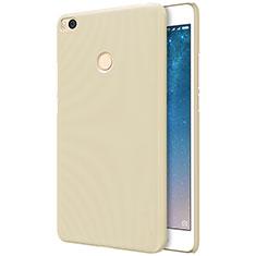 Schutzhülle Kunststoff Tasche Punkte Loch für Xiaomi Mi Max 2 Gold