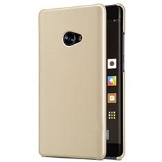 Schutzhülle Kunststoff Tasche Punkte Loch für Xiaomi Mi Note 2 Special Edition Gold