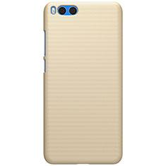 Schutzhülle Kunststoff Tasche Punkte Loch für Xiaomi Mi Note 3 Gold