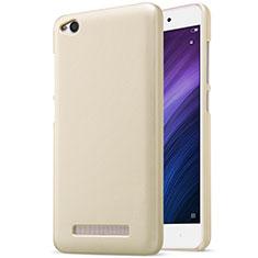 Schutzhülle Kunststoff Tasche Punkte Loch für Xiaomi Redmi 4A Gold