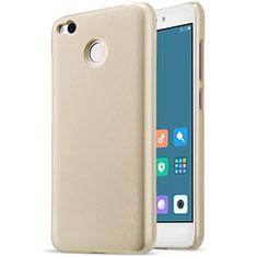 Schutzhülle Kunststoff Tasche Punkte Loch für Xiaomi Redmi 4X Gold