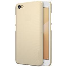 Schutzhülle Kunststoff Tasche Punkte Loch für Xiaomi Redmi Note 5A Standard Edition Gold