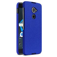 Schutzhülle Kunststoff Tasche Treibsand für Blackberry DTEK60 Blau