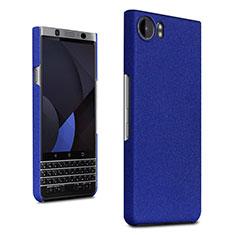 Schutzhülle Kunststoff Tasche Treibsand für Blackberry KEYone Blau