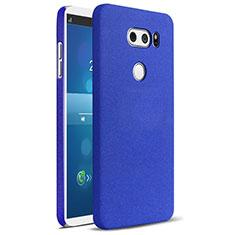 Schutzhülle Kunststoff Tasche Treibsand für LG V30 Blau