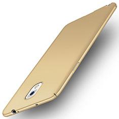 Schutzhülle Kunststoff Tasche Treibsand für Samsung Galaxy Note 3 N9000 Gold
