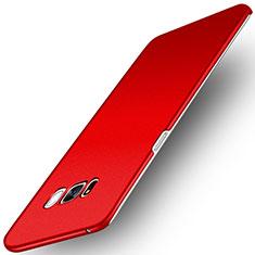Schutzhülle Kunststoff Tasche Treibsand für Samsung Galaxy S8 Rot