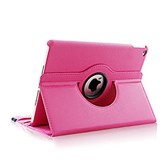 Schutzhülle Rotierende Tasche Leder für Apple iPad Air 2 Pink