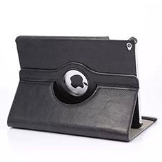 Schutzhülle Rotierende Tasche Leder für Apple iPad Mini 4 Schwarz