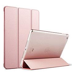 Schutzhülle Stand Tasche Leder für Apple iPad Mini 2 Rosegold