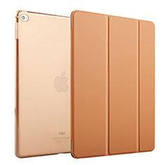 Schutzhülle Stand Tasche Leder für Apple iPad Mini 4 Braun