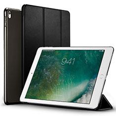 Schutzhülle Stand Tasche Leder für Apple iPad Pro 12.9 (2017) Schwarz